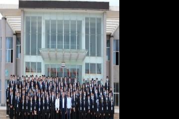 云南师范大学文理学院经济学院团委学生会换届大会